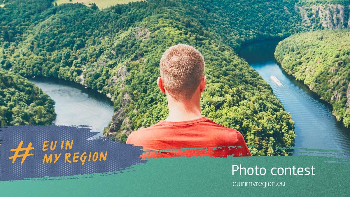 EU in my Region 2018. Concorso fotografico sui progetti finanziati in Europa